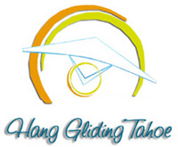Ultimate Flight LLC Hang Gliding Tahoe logo