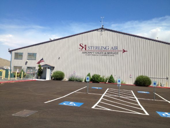 Sterling-Air-Building-Carson-Airport
