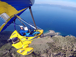 Hang Gliding Tahoe Photos